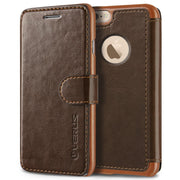 VRS Design [Layered Dandy Series] Apple iPhone 6/6s Case - Coffee brown - Main