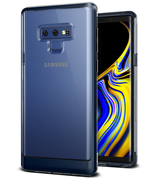 VRS Design | Crystal Bumper Case for Galaxy Note 9 - Deep Sea Blue