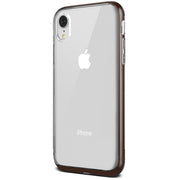 VRS Design | Crystal Bumper Series for iPhone XR - Taupe
