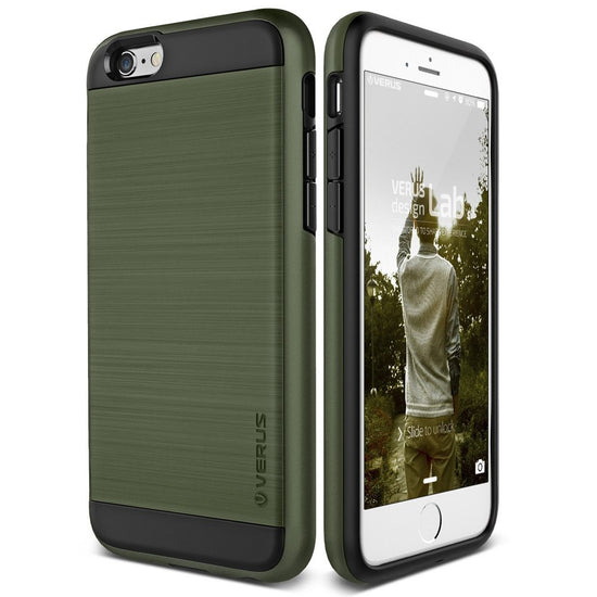 VRS Design [Verge Series] Apple iPhone 6/6s Case - Military Green