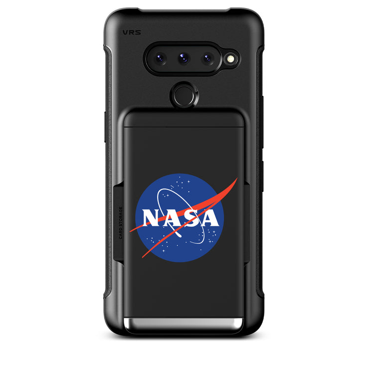 LG V50 ThinQ Case Damda Glide Shield NASA