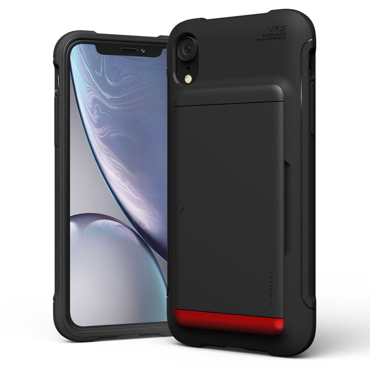 VRS Design | iPhone XR Case Damda Shield - Matte Black