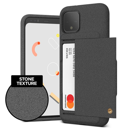 Google Pixel 4 XL Case Damda Glide Shield Sand Stone