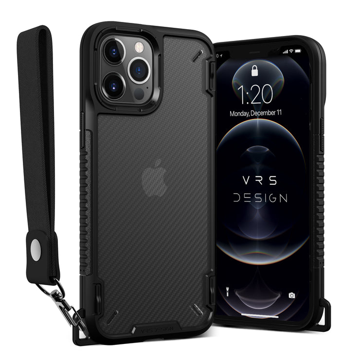 iPhone 12 Pro Max Case Crystal Mixx Pro