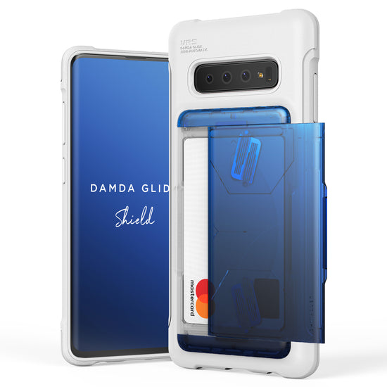Galaxy S10 Plus Case Damda Glide Shield White