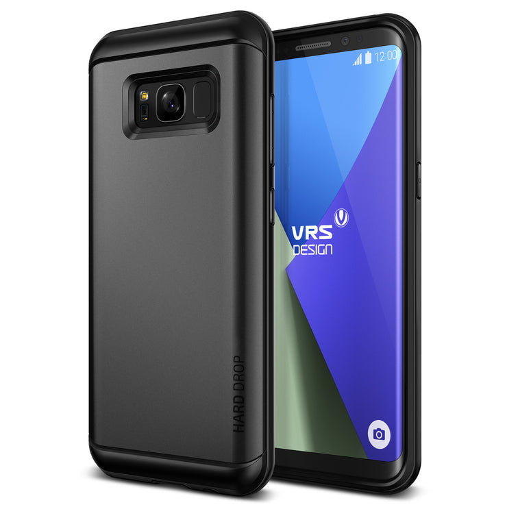 VRS Design | Thor Case for Galaxy S8 Plus - Dark Silver