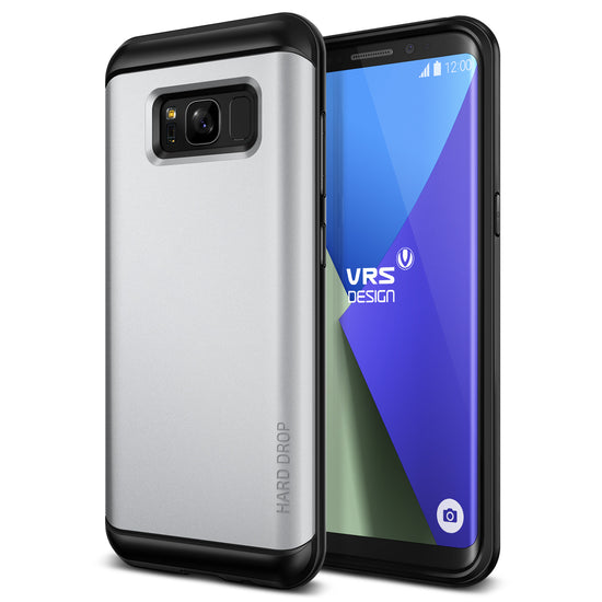 VRS Design | Thor Case for Galaxy S8 Plus - Satin Silver