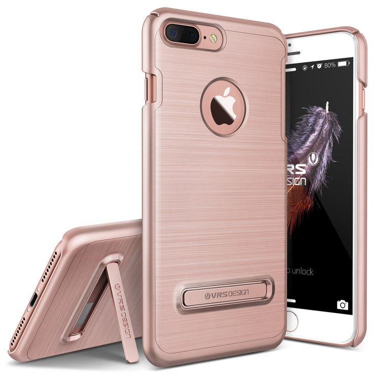 VRS Design [Simpli Lite Series] Apple iPhone 7 Plus Case - Rose Gold