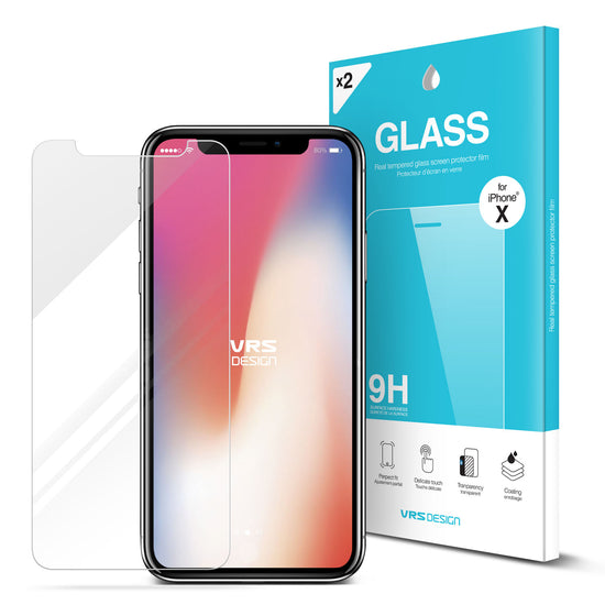 VRS Design | iPhone X / Xs Screen Protector Tempered Glass Film