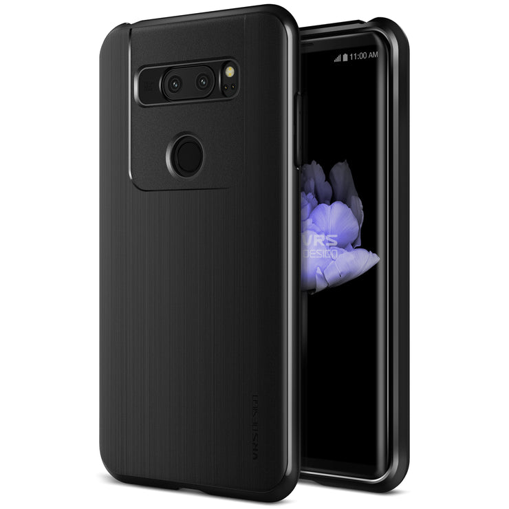 VRS Design | High Pro Shield Case for LG V30 - Metallic Black