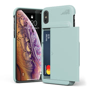 VRS Design | iPhone X/Xs Case New Damda Glide - Marine Green