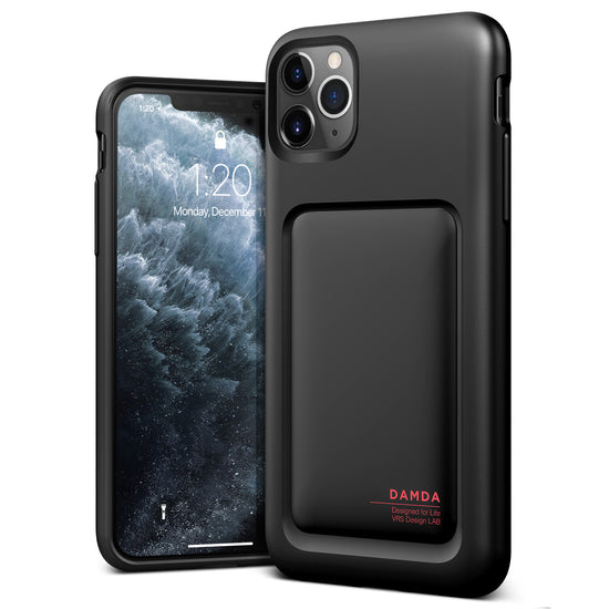 iPhone 11 Pro Max Case Damda High Pro Shield Matte Black