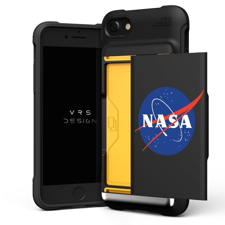 iPhone SE 2020 / 8 / 7 Case Damda Glide Shield NASA