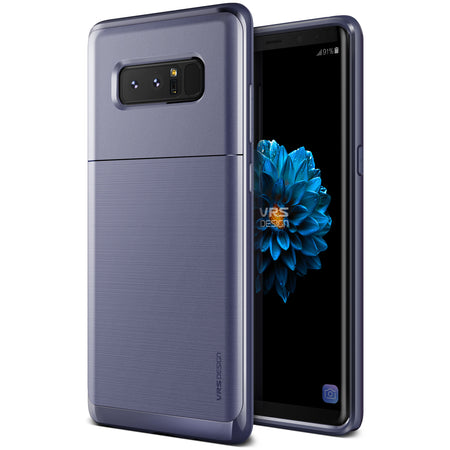 VRS Design | High Pro Shield Case for Galaxy Note 8 - Orchid Gray S