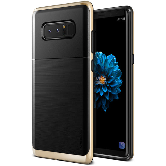 VRS Design | High Pro Shield Case for Galaxy Note 8 - Shine Gold