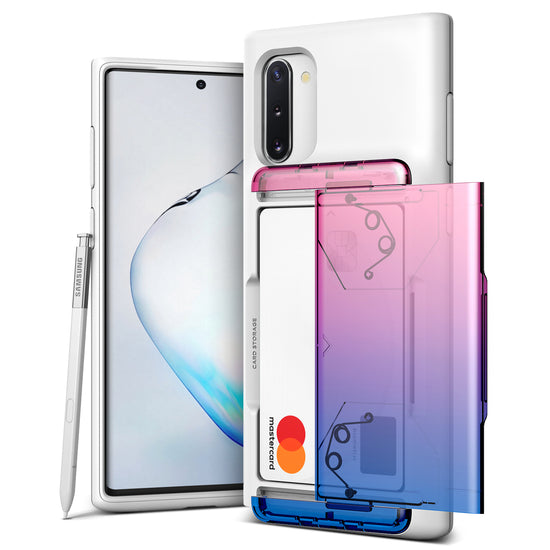 Galaxy Note 10 Case Damda Glide Shield Gradient