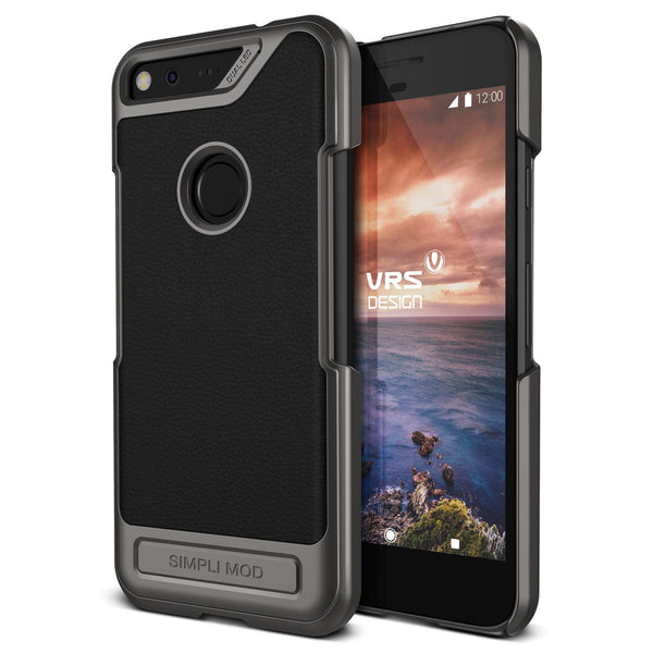 VRS Design [Simpli Mod Series] Pixel Case - Black - Main