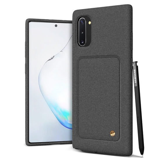 Galaxy Note 10 Case Damda High Pro Shield Sand Stone