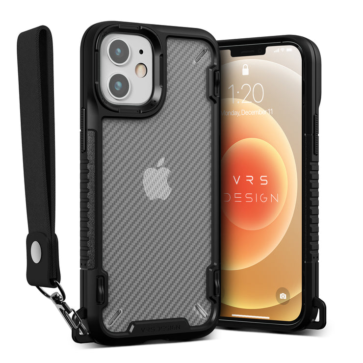 iPhone 12 mini Case Crystal Mixx Pro