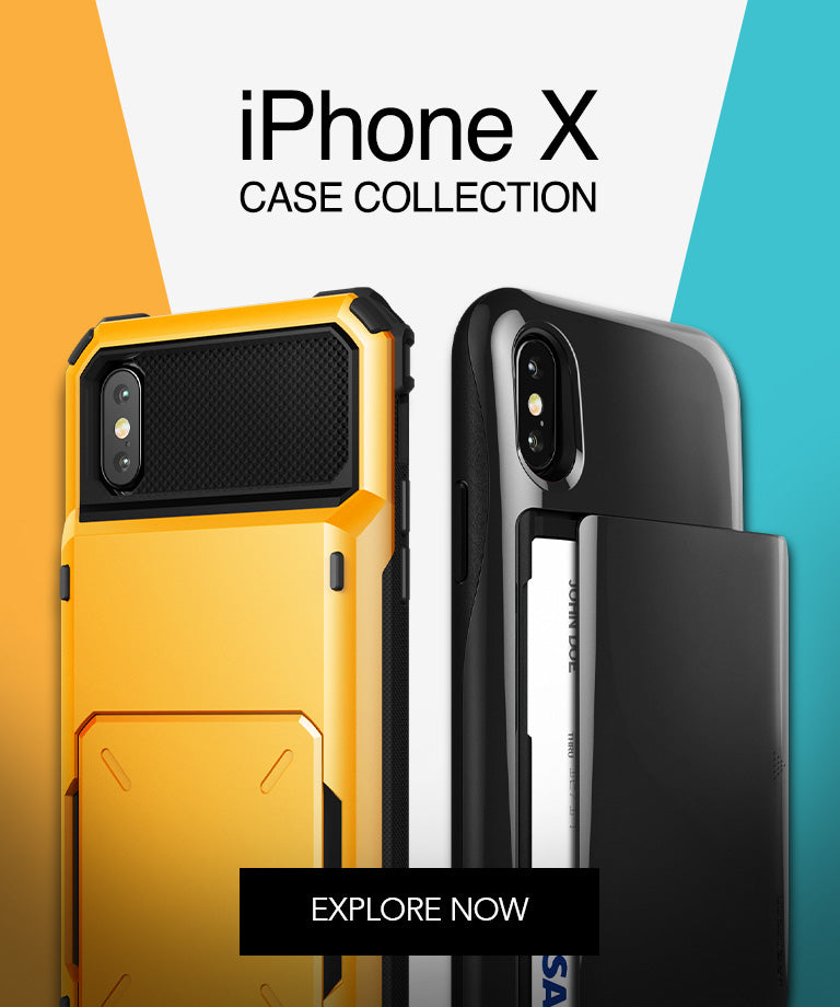 iPhone X Case Collection from VRS Design