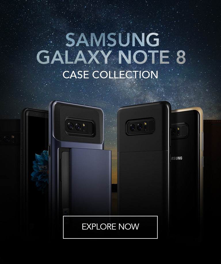 VRS Design Galaxy Note 8 Cases