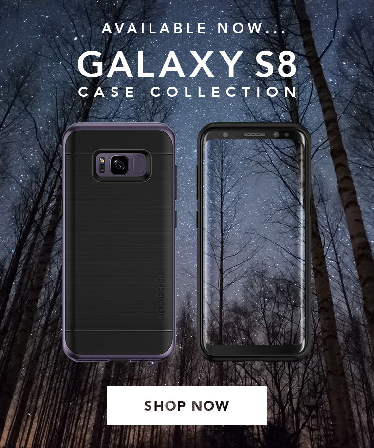 VRS Design Samsung Galaxy S8 Case Collection