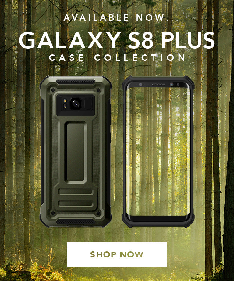 VRS Design Samsung Galaxy S8 Plus Case Collection