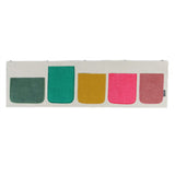 Wall Hanging 5 Pocket - Bright
