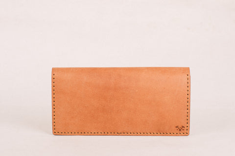 The Alongsider Wallet - Tan