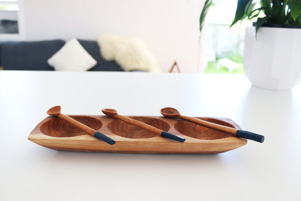Tatu Tray - Navy