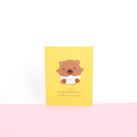 Good-Paper-Baby-Bear-Congrats-Card