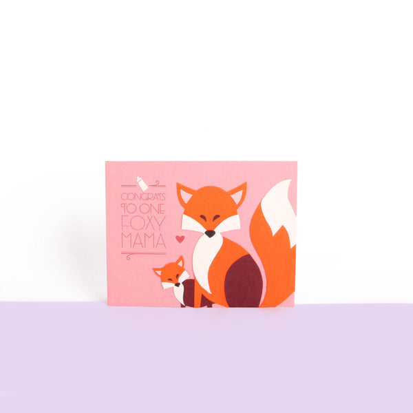 Good-Paper-Congrats-Foxy-Mama-Card