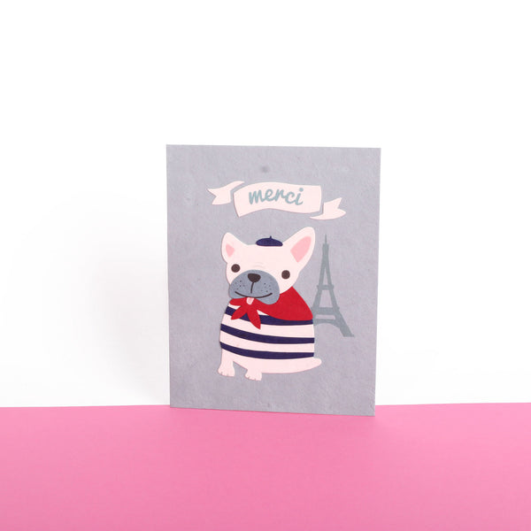 Good-Paper-Merci-Bulldog-Card