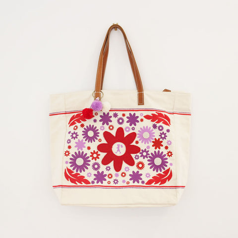 Karen Walker Boho Large Tote