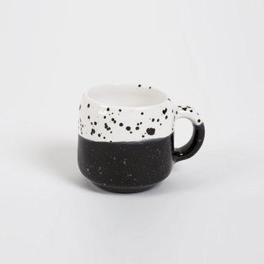 Choco Mug - Black and White
