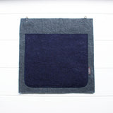 Muskhane-Wall-Hanging-Single-Pocket-Stormy-Grey-Navy-Blue
