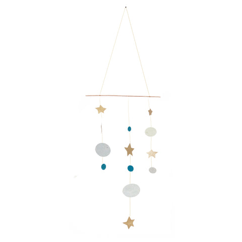 Hanging Starlight Mobile - Jade