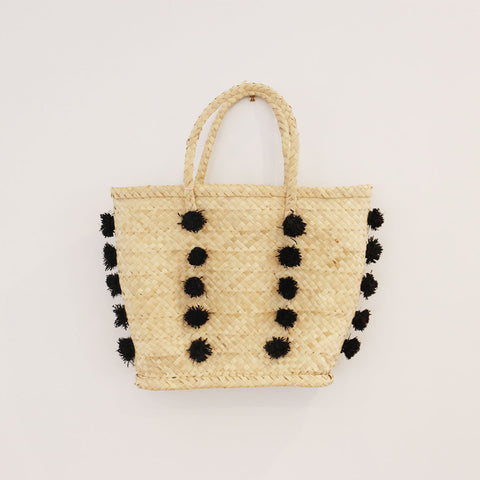 Pom Palm Tote Bag