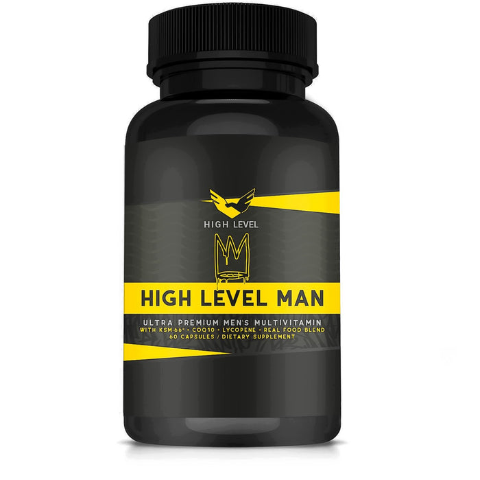 HIGH LEVEL MAN [MULTIVITAMIN]