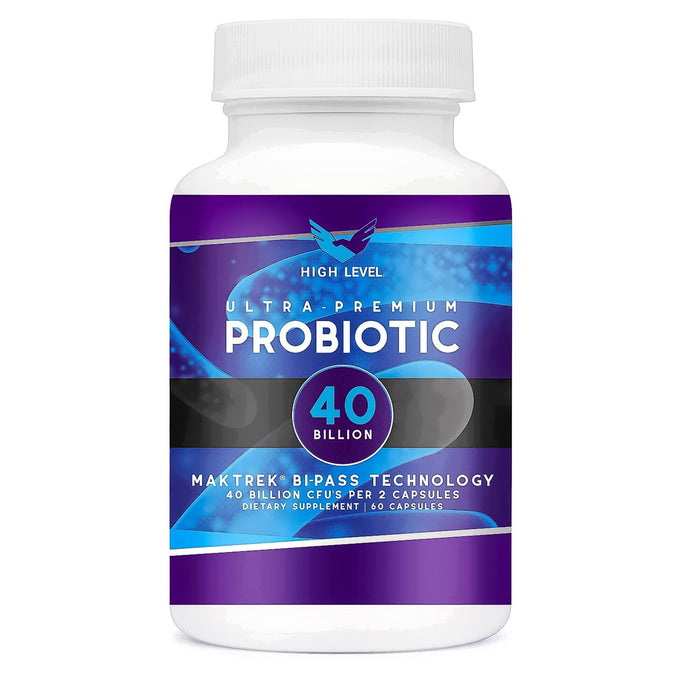 PROBIOTIC [40 BILLION CFU]