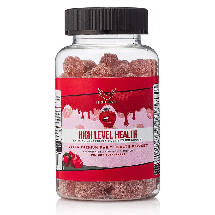 HIGH LEVEL HEALTH GUMMY MULTIVITAMIN