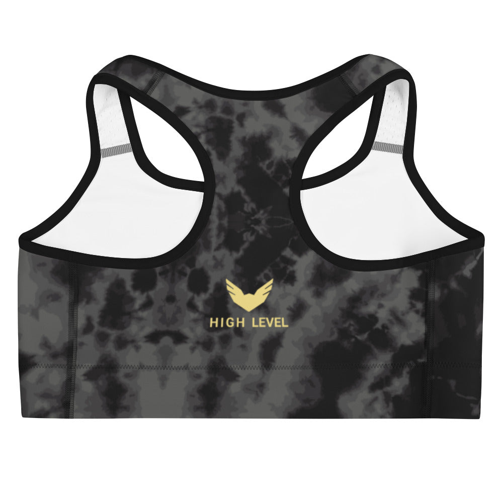 High Level Hustle Sports Bra