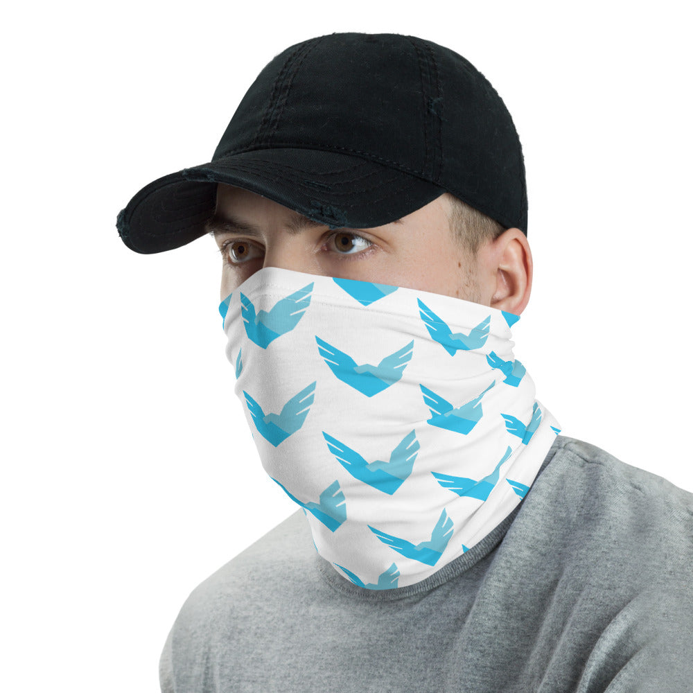 "High Level Logo ""Wings"" Face Covering"