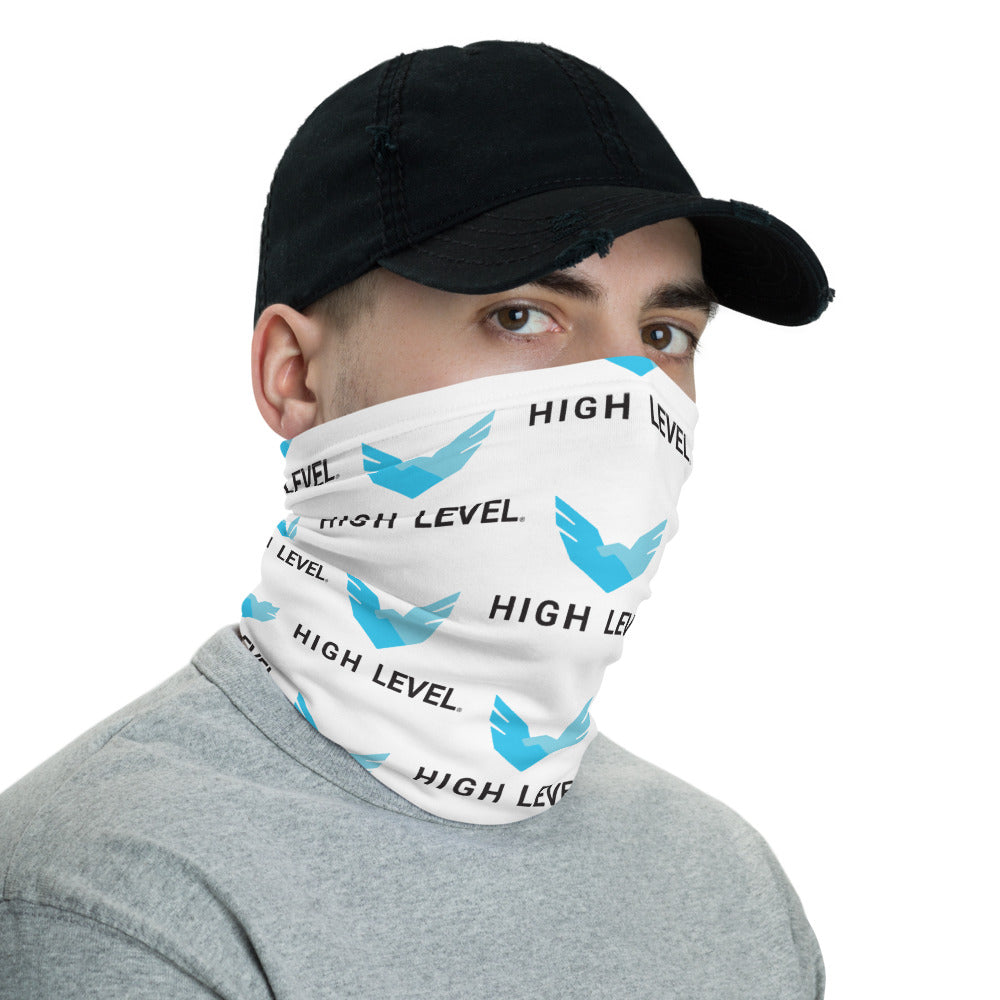 High Level Logo Face Covering