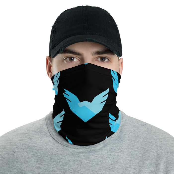 High Level Logo Face Covering (Black)