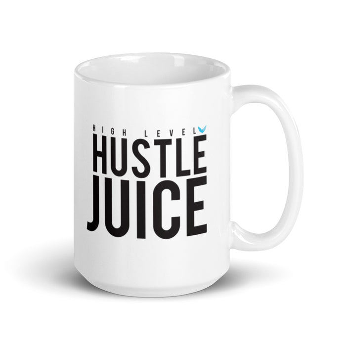 High Level HUSTLE JUICE Mug