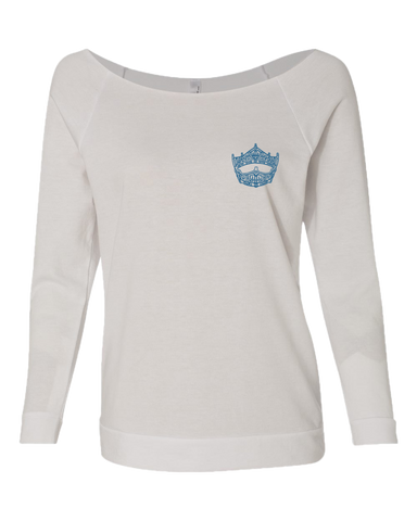Crown 3/4 Sleeve Raglan