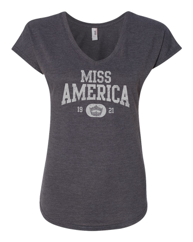 Women's Athletic V-Neck Tee