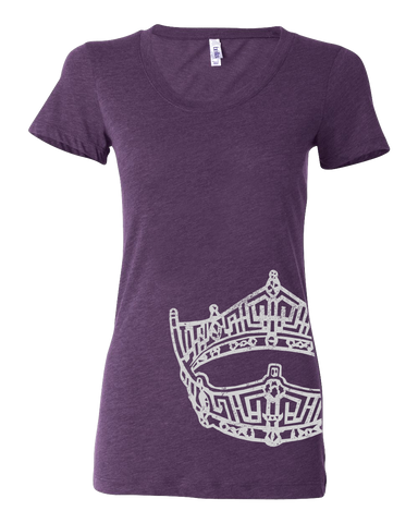Women's Side Crown Tee