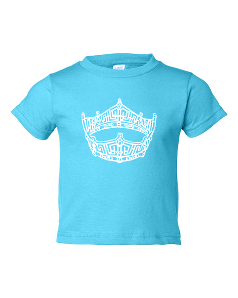 Crown Toddler Tee